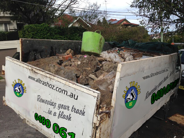 Waste Removal Services From All Trash OZ