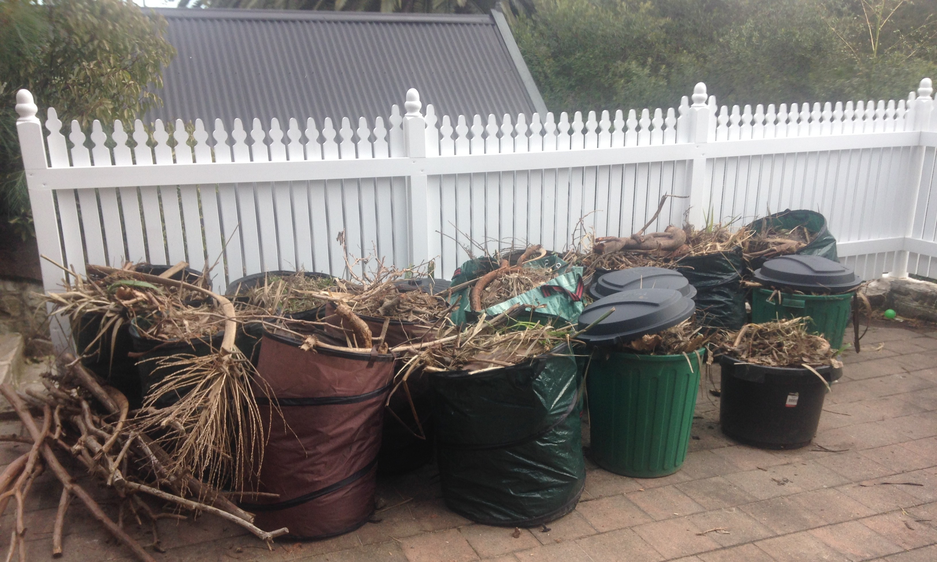 Green Waste Removals