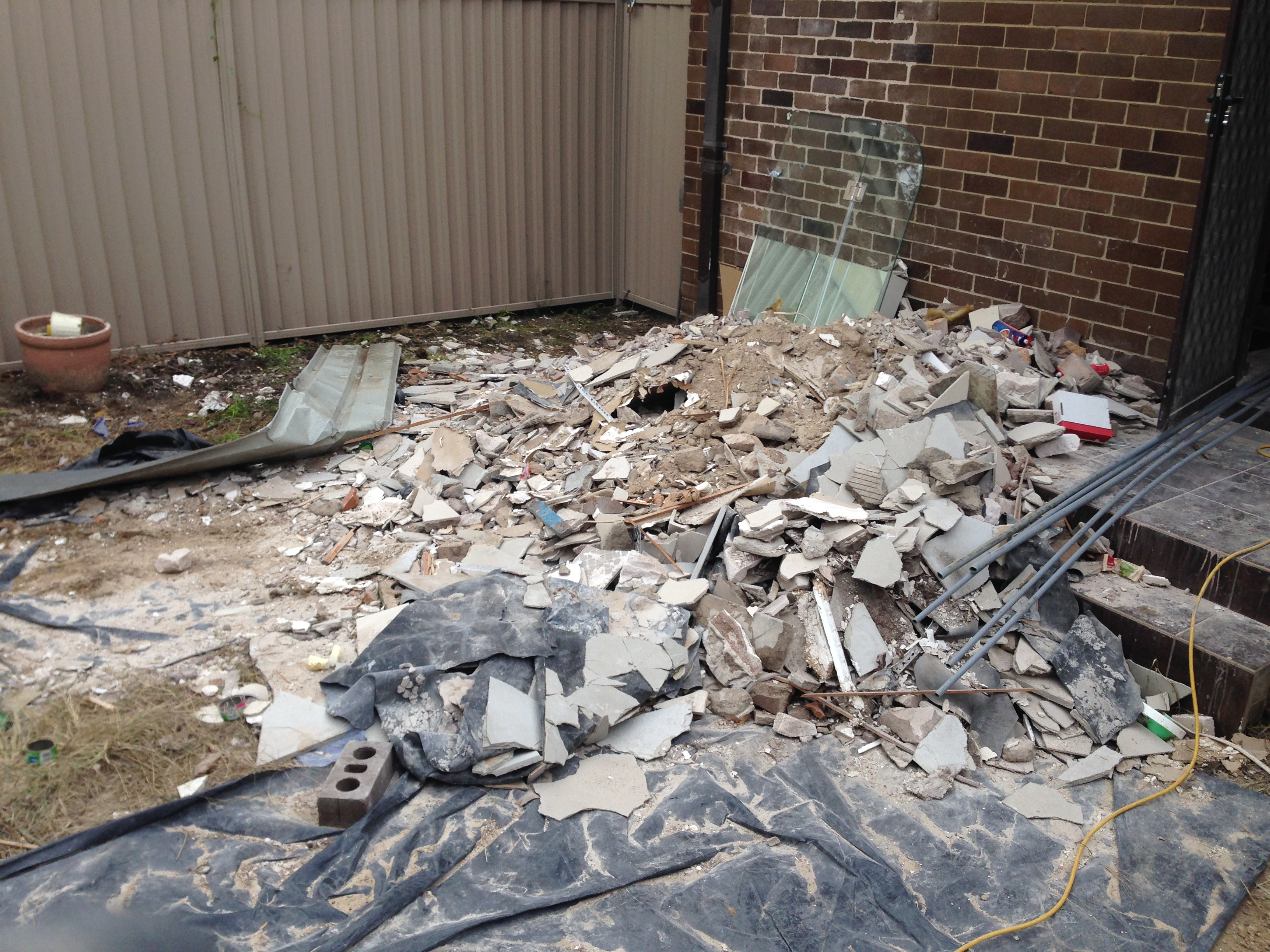Construction Waste Removal Coogee