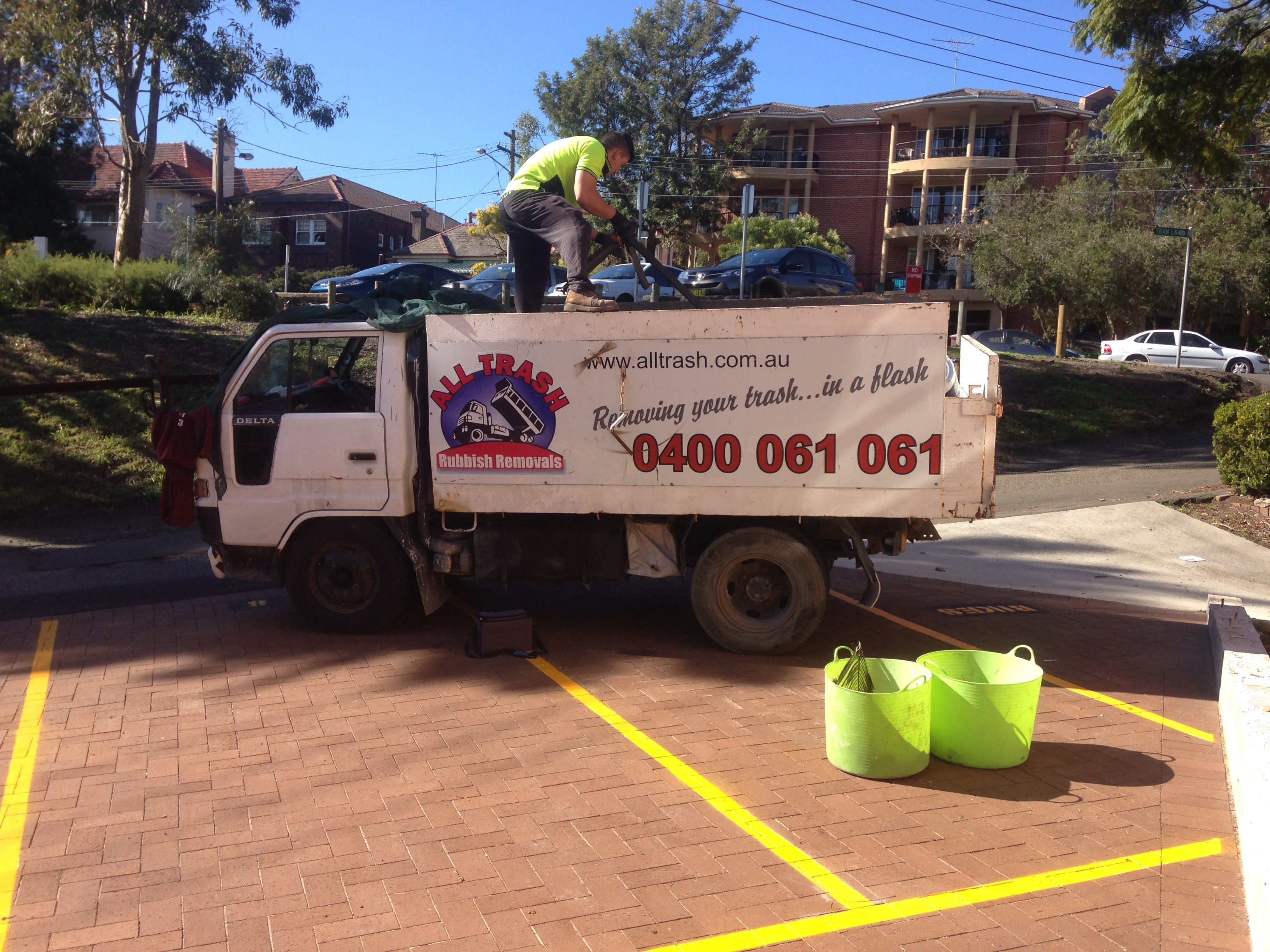Rubbish Removals Edgecliff